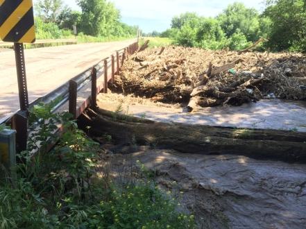 South Bridge over Maple Creek